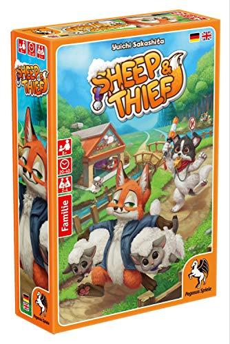 Pegasus Spiele Sheep & Thief