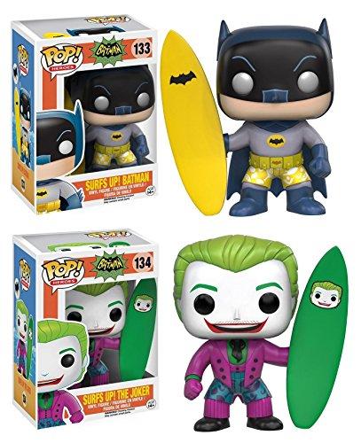 Funko POP! Batman 1966: Surf's Up! Batman + The Joker -