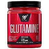 BSN DNA Glutamine, Glutammina in Polvere, Nutrizione Sportiva, Non Aromatizzato, 60 Porzioni, 309 g