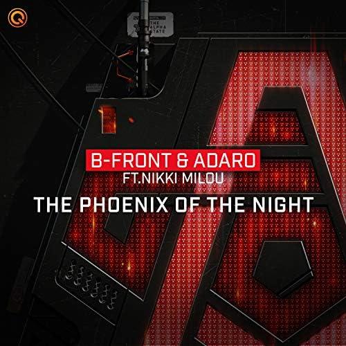 B-Front & Adaro feat. Nikki Milou