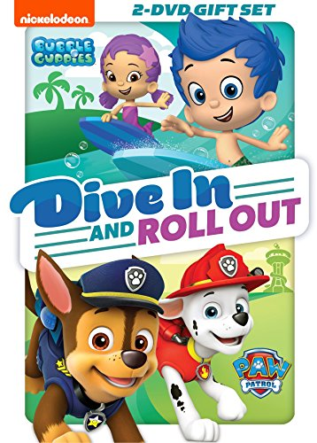 Paw Patrol / Bubble Guppies: Dive in and Roll Out
