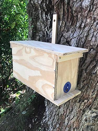 Honey Bee Swarm Trap with Frames and Swarm Lure By East Coast Bees