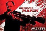 Machete - Cheech Marin - Filmposter Kino Movie - Grösse