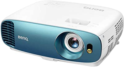 BenQ 4K Home Entertainment Projector TK800 | Native Resolution UHD (3840x2160) with 8.3M Pixels with High Brightness 3000lm (Renewed)