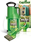 Cuprinol Spray & Brush 2 in 1 Pump Sprayer - Pulverizadores de pintura (Madera, ON INITIAL USE: The majority of the components are assembled however you will need to clip the..., Ensure that liquid is completely drained from the sprayer and hose for