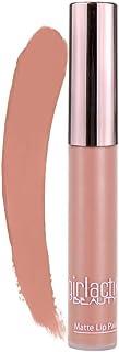 Girlactik Spice Matte Lip Paint Liquid Lipstick, 0.25 Oz.