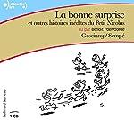 La bonne surprise et autres histoires inédites du Petit Nicolas de Sempé