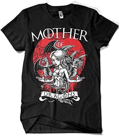 Camisetas La Colmena 1500-Game of Thrones - Mother of Dragons