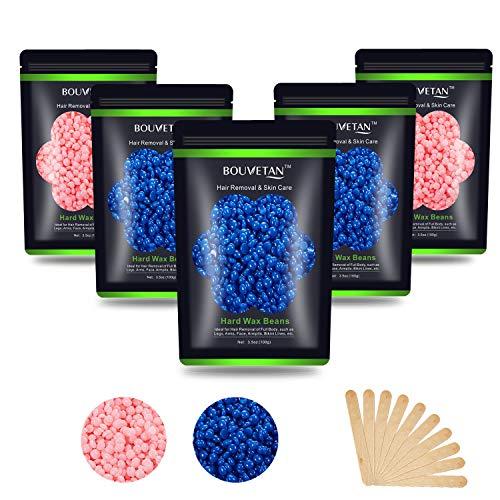 Hard Wax Beans 17.5Oz, Hair Removal…