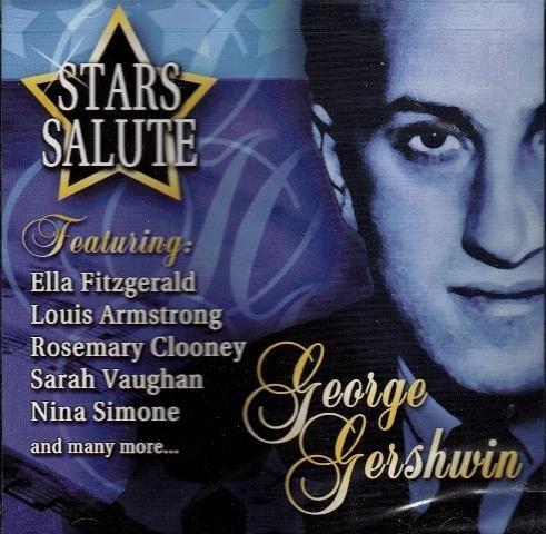 Stars Salute George Gershwin