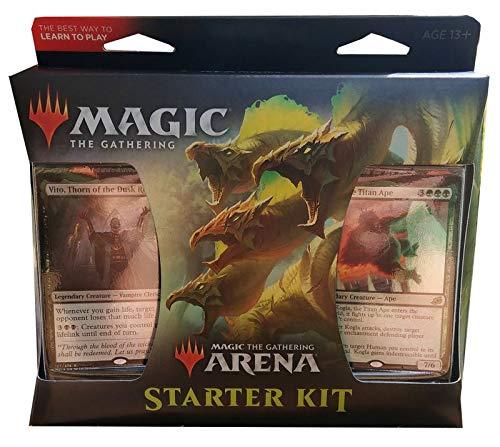 Magic: The Gathering MTG-M21-SK-EN Arena Starter Kit Display