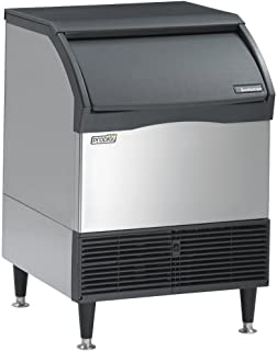 Scotsman CU1526MW Prodigy Self-Contained Under-counter Ice Machine, Water Cooled Condenser: 175 lb. Production, 80 lb. Storage