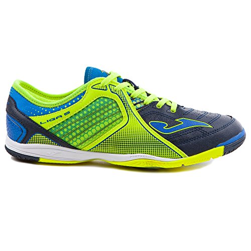 Joma Liga 5 Colore 703 - Scarpe Calcetto Uomo - Men's Futsal Shoes - LIGAS.703.in (EU 40.5 - CM 26 - UK 6.5)