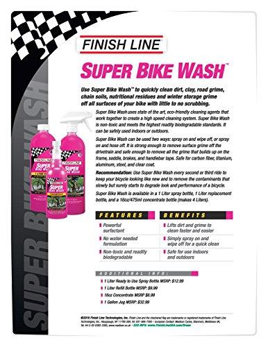 Finish Line Fahrradreiniger Bike Wash Konzentrat 472 ml - 2