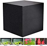 JYang Cube de Purification d'eau au Charbon Actif écologique pour Aquarium, utilisé...