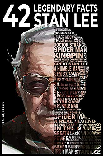 42 Legendary facts Stan Lee (English Edition)