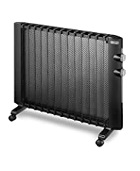 De'Longhi HMP 2000 Heatwave heater heater heater (Do pomieszczeń do 60 m3, 2000 watów) czarny