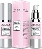 Best Dark Spot Corrector Creams - Dark Spot Remover for Face. Dark Spot Corrector Review