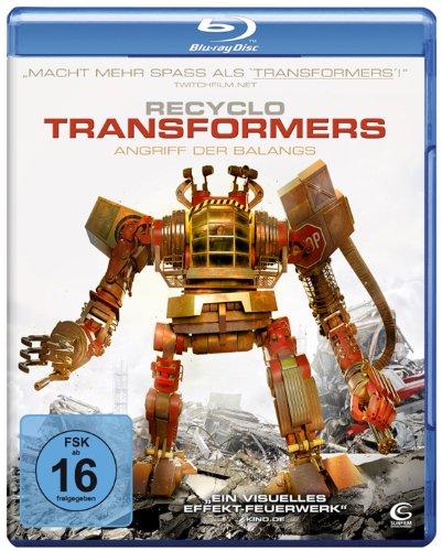 Recyclo Transformers - Angriff der Balangs [Alemania] [Blu-ray]