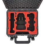 MC-CASES® - Maletín Compacto para dji Mavic Mini y Accesorios, para Flymore Kombo sin Protector de hélice - y está Fabricado en Alemania.