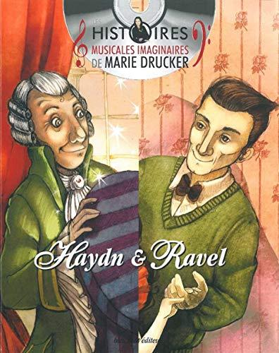 Coffret Haydn et Ravel (2 Livres+Cd): 2 Livres+Cd