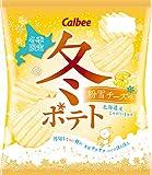 カルビー 冬ポテト 粉雪チーズ味 65g ×12袋