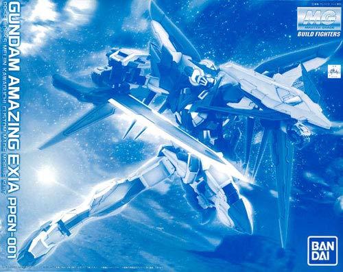 Bandai Hobby MG 1/100 Gundam Amazing Exia PPGN-001 (Plastic kit)
