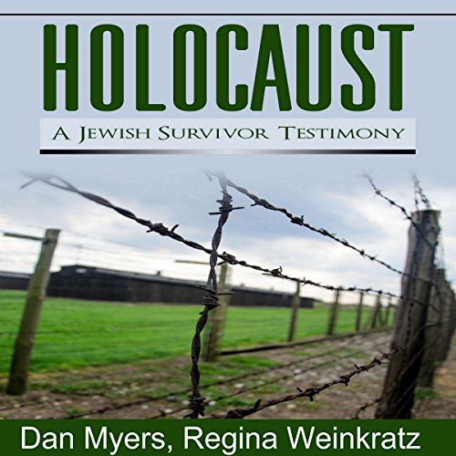 Holocaust audiobook cover art