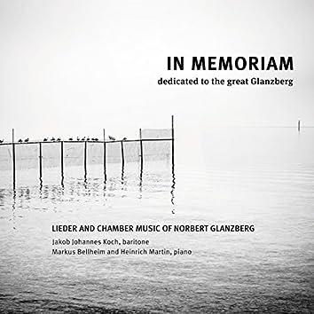 Glanzberg: In Memoriam – Lieder & Chamber Music