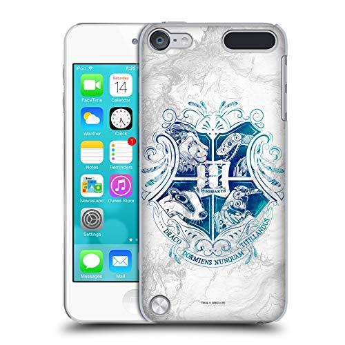 Head Case Designs Ufficiale Harry Potter Hogwarts Aguamenti Deathly Hallows IX Cover Dura per Parte Posteriore Compatibile con iPod Touch 5G 5th Gen