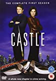 Castle: The Complete First Season (5 Dvd) [Edizione: Paesi Bassi]...