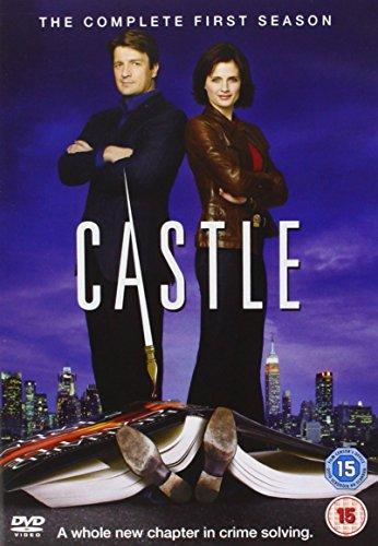 Castle Season 1 [Reino Unido] [DVD]