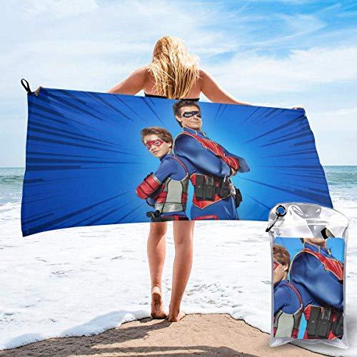 GOODSTHING Toalla Sports & Travel &Beach Towel Danger TV