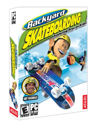 Backyard Skateboarding - PC