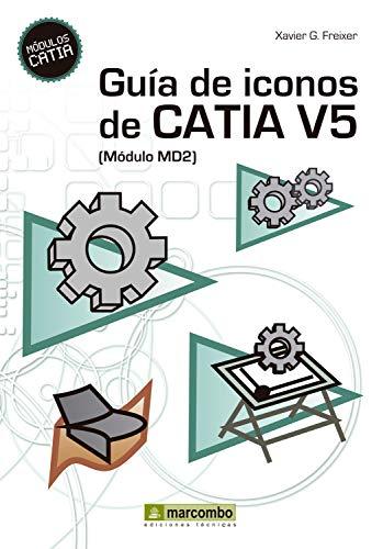 Guía de Iconos de CATIA V5 Módulo MD2