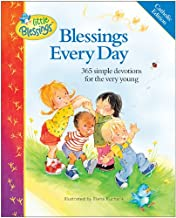 Blessings Every Day: 365 Simple Devotions for the Very Young (Little Blessings) Catholic Edition
