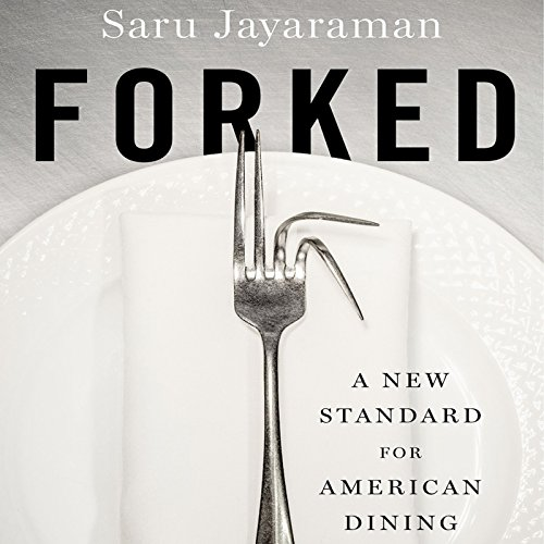 Forked audiobook cover art