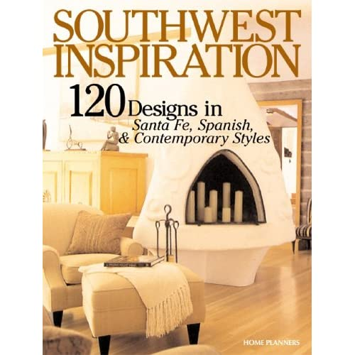 Southwest Inspiration 120 Home Designs In Santa Fe Spanish