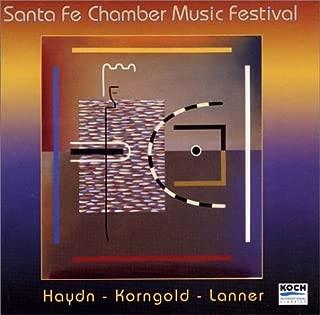 Santa Fe Chamber Music Festival: Haydn Guitar Quartet in D Major; Korngold Piano Quintet