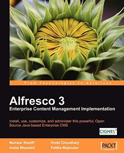 Alfresco 3 Enterprise Content Management Implementation (English Edition)