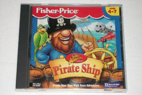 Fisher-Price Great Adventures: Pira…