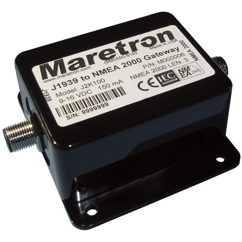 Lowest Prices! Maretron J2K100-01 J1939 To Nmea 2000 Bridge