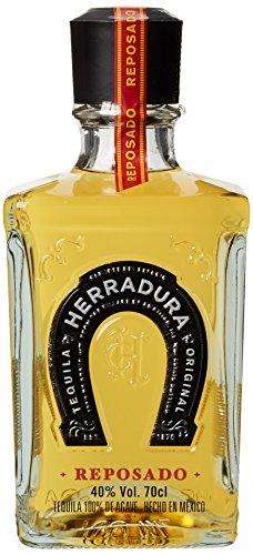 Tequila Herradura Reposado - 100% Agave - 40% Vol. (1 x 0.7 l)/11 Monate Fassreife/Amerikanische Weißeiche