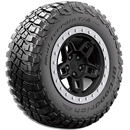 BFGoodrich Mud Terrain T/A KM3 Radial Car Tire for Light Trucks, SUVs, and Crossovers, 35x12.50R17/E 121Q Review