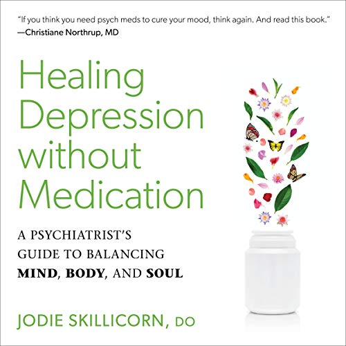 Healing Depression Without Medication cover art