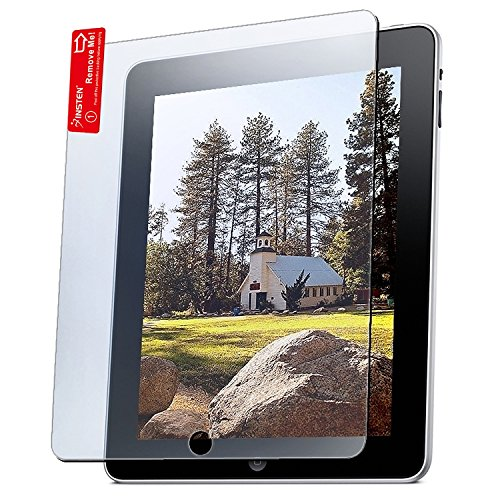 9.7' Screen Protector for Apple iPad Tablet 1st Generation 16GB / 32GB / 64GB Wifi and 3G model. (Not for iPad 2 or 3)