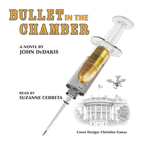 Bullet in the Chamber audiobook cover art
