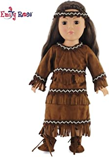 american indian baby clothes