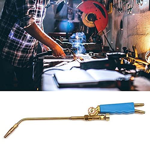 Antorcha de soldadura de tipo de inyección hermética, tipo de inyección de soldadura Tubo de cobre Resistencia a la presión de la boquilla de la boquilla con cobre