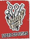 Libro de Citas: Agenda para Baberos o Barberías | Cuaderno